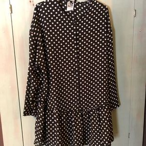 80's mini dress or top to wear with leggings